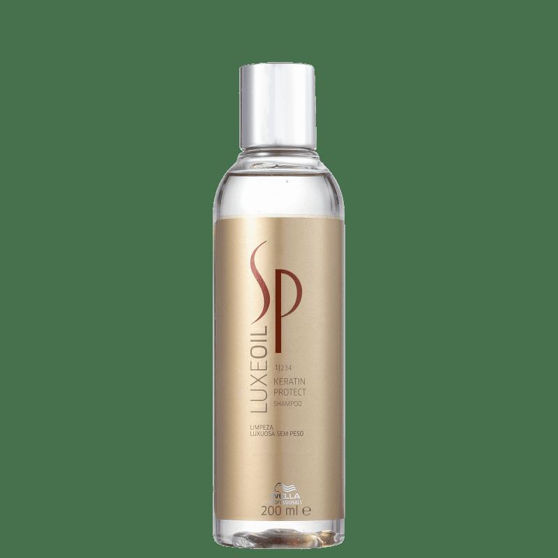 Shampoo Wella Professionals Luxe Oil 200 ml