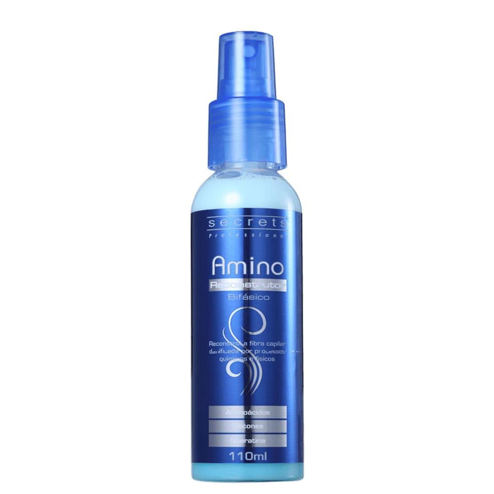 Spray Bifásico Secrets Professional Reconstrutor Amino Restore 110ml