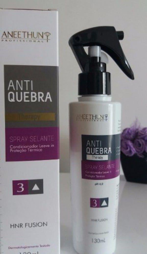 Spray Selante Aneethun Profissional Anti Quebra Therapy 130ml