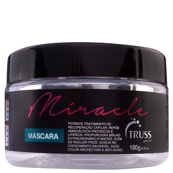 Truss Miracle Máscara de Recuperação - 180g