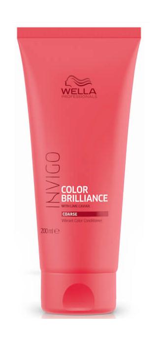 Condicionador Wella Invigo Color Brilhance 200 ml