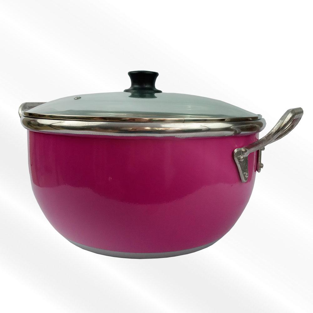 Risoteira Nº32 TVT Pink Liso