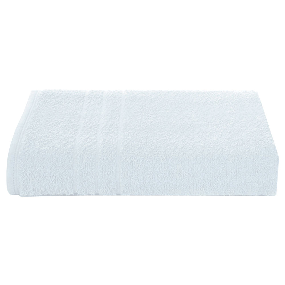Toalha de Rosto Profissional Branca