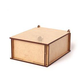 Caixa Retangular Pequena Lembrancinhas Noivados Namorados