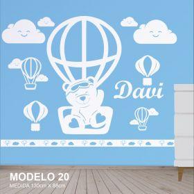 Painéis Decorativos para Quarto Bebê Criança MDF Cru