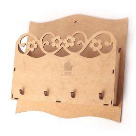 Porta Chaves Carta Documentos