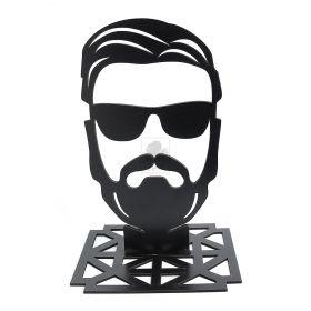 Porta Oculos Para Barbearia Barbeiro Cabeleireiro
