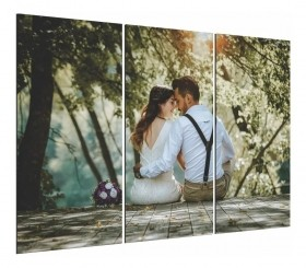 Quadro Painel Decorativo Personalizado com sua foto 85x60cm