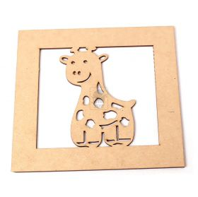 5 Quadrinhos Decorativos Quarto Bebê Criança Decoração Quarto - Yper Criativo