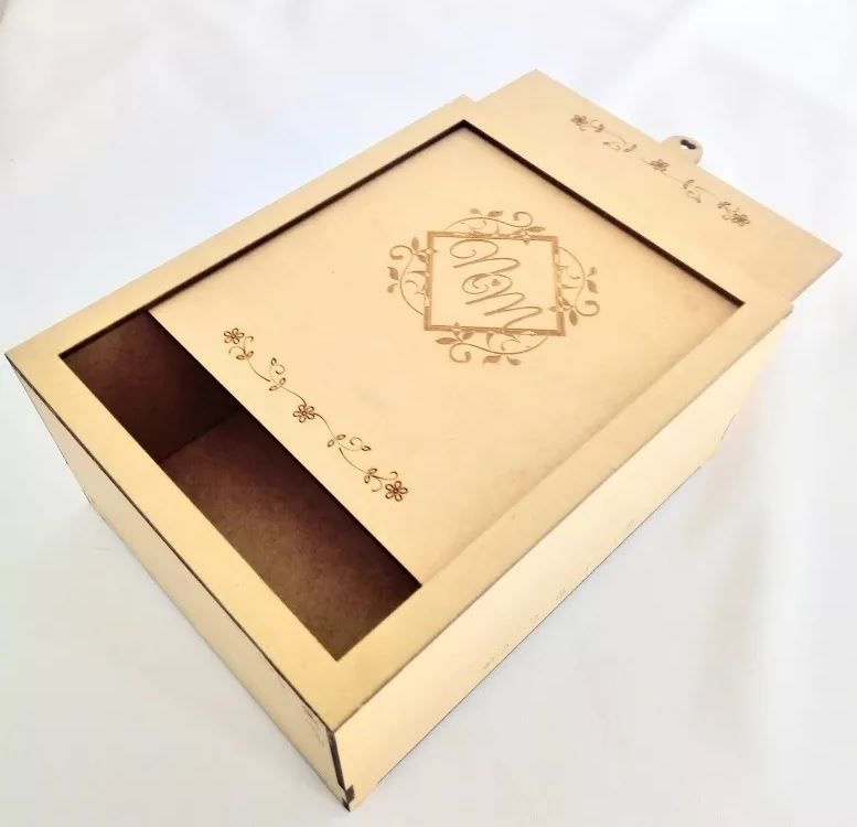 Caixa Casamento Padrinhos Para Canecas (Personalizado)