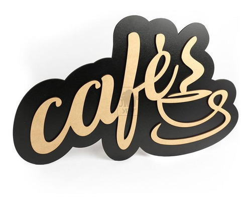 Placa Cantinho Do Café