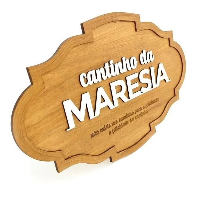 Placa Cantinho Personalizado Churrasco Café Guerreiro (Personalizado)