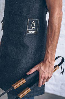 Avental culinário Noori®  - loja | Noori