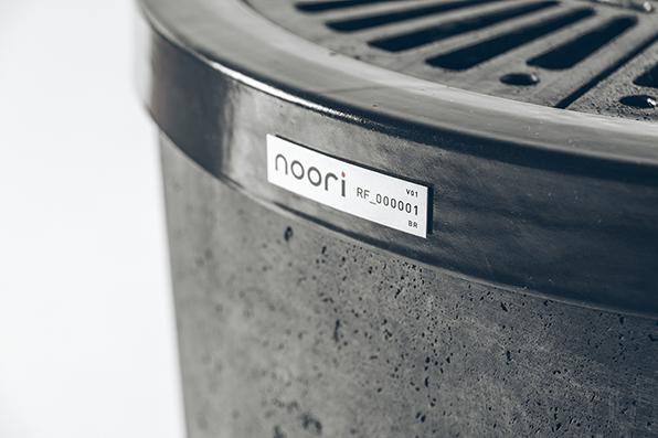 Noori® V01 - Volcano  - loja | Noori