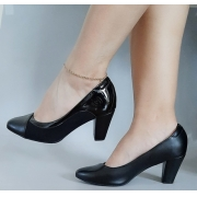 Sapato Feminino Salto grosso Modare SP73