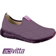 SLIP ON ESPORTIVO VINHO ACTVITTA 4215.410.15965.72974