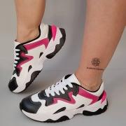Tênis Beira Rio Chunky Dad Sneaker Feminino 631