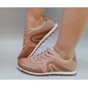 Tênis Feminino Casual Jogging Moleca  5690.100