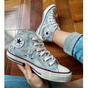 Tênis Converse Chuck Taylor All Star Hi Jeans