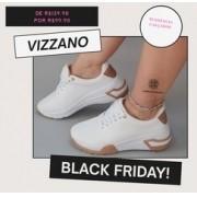 Tênis Dad Sneaker Vizzano Chunky Plaforma Feminino
