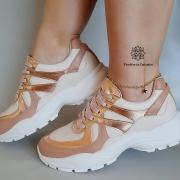 Tênis Dad Sneaker VIzzano Leve Feminino V108