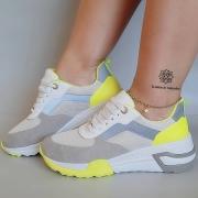 Tênis Feminino Chunky Sneaker Vizzano V101