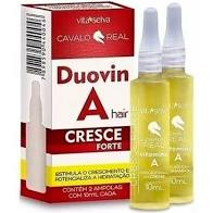 Duovin A Hair Cavalo Real Vita Seiva 20ml - Cresce Forte