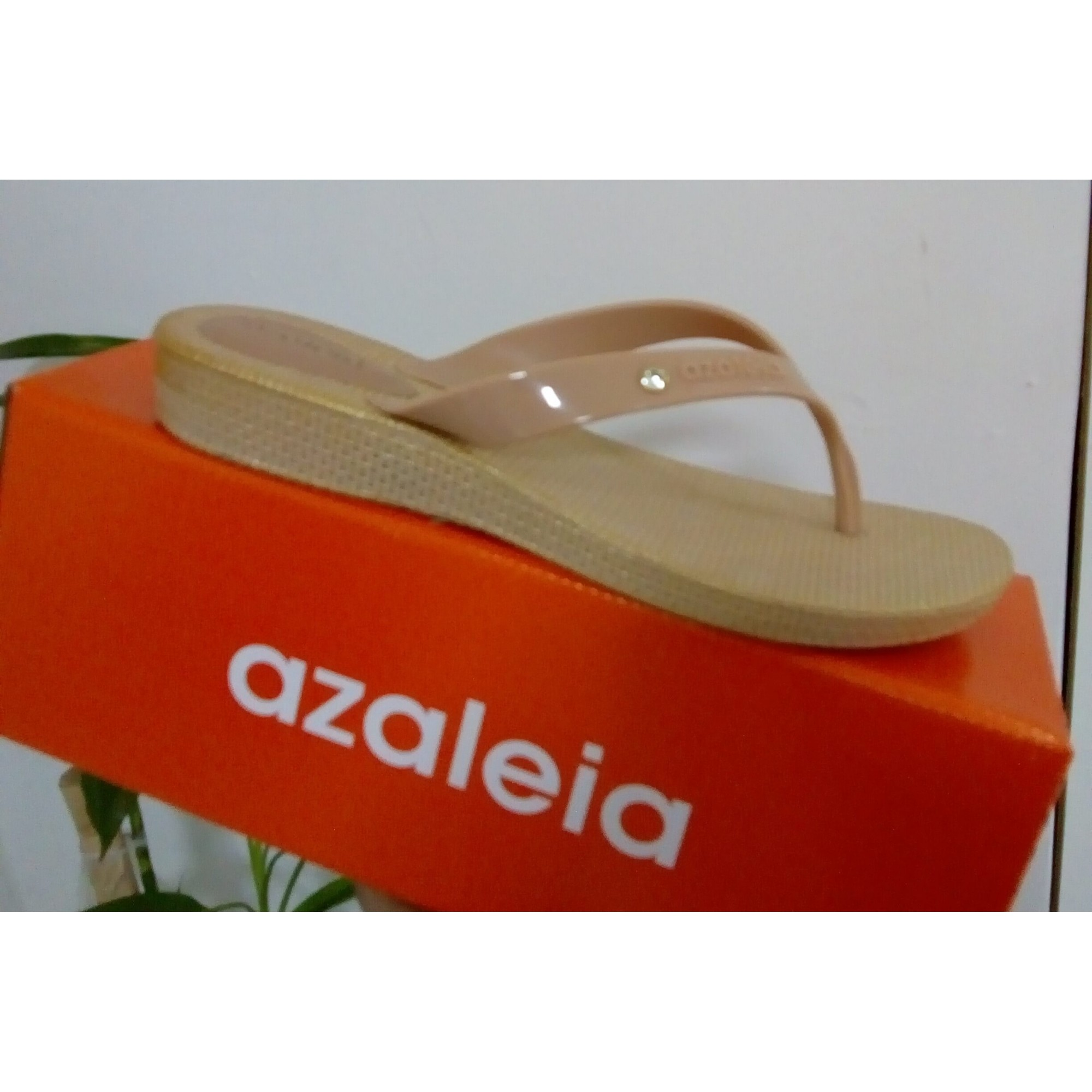 Sandalia Azaleia Textura Feminina 246/765
