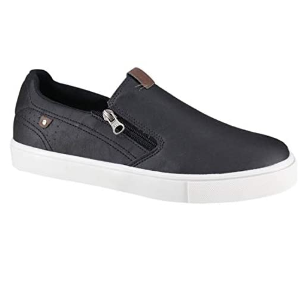 SLIP ON CASUAL MASCULINO  VELLUTI