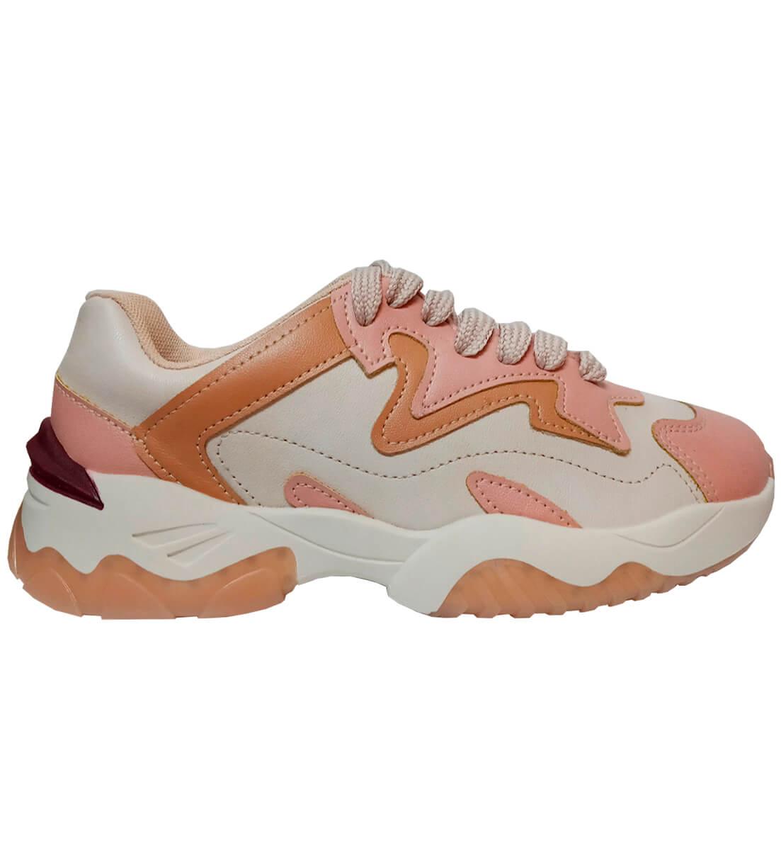 Tênis Beira Rio Chunky Dad Sneaker Feminino