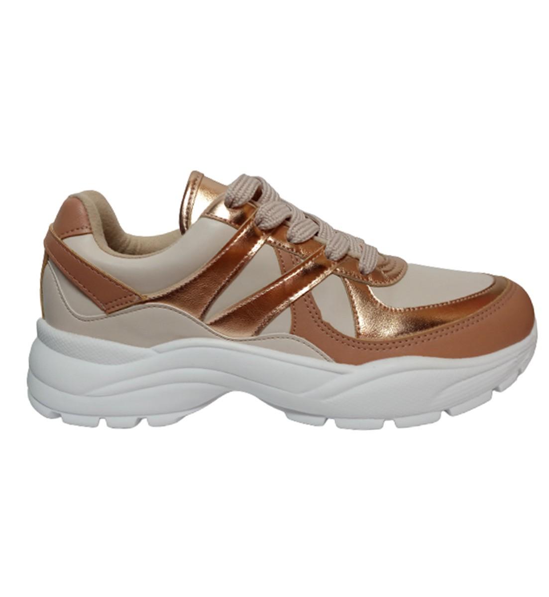 Tênis Dad Sneaker VIzzano Leve Feminino