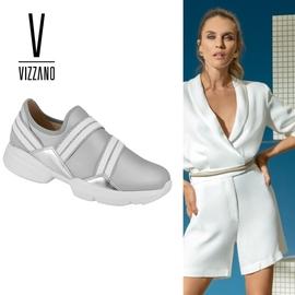 Tênis Vizzano Slip On Feminino