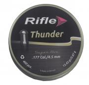 CHUMBINHO RIFLE PREMIUM THUNDER 4.5 - 400 UND SUPER BOX