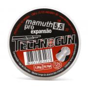 CHUMBINHO TECHNOGUN MAMUTH PRO 5,5 - 125 UNIDADES