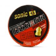 CHUMBINHO TECHNOGUN SONIC GOLD 4,5 - 500 UNIDADES