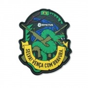 PATCH INVICTUS AMAZÔNIA