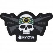 PATCH INVICTUS BRASIL SHOOTER