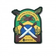 PATCH INVICTUS CAATINGA