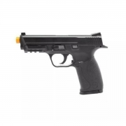 PISTOLA  AIRSOFT A GÁS CO2 MP40 KWC 6MM POLÍMERO - ROSSI