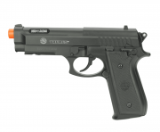 PISTOLA AIRSOFT TAURUS PT92 A GÁS CO2 SLIDE METAL FIXO - CYBERGUN