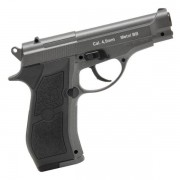 PISTOLA DE PRESSÃO A GÁS CO2 W301 FULL METAL 4,5MM - ROSSI