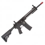 """RIFLE DE AIRSOFT M4 AR15 NEPTUNE 10"""" ELET.6MM - ROSSI"""