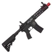 "RIFLE DE AIRSOFT M4 AR15 NEPTUNE 8"" SD ELET.6MM - ROSSI"