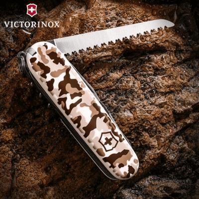 CANIVETE VICTORINOX HUNTSMAN 15F DESERT CAMUFLADO - CÓD. 1.3713.941