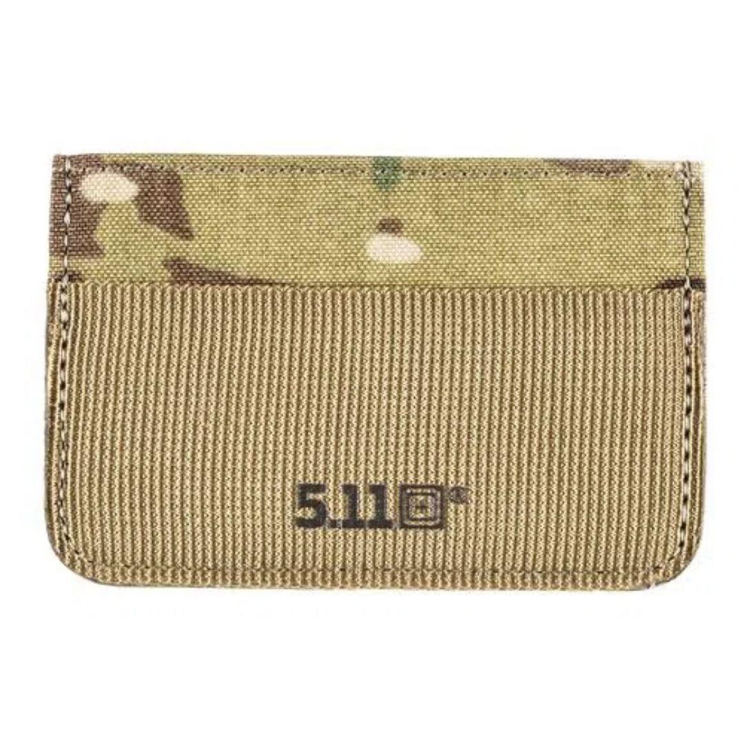 CARTEIRA 5.11 CAMO CARD WALLET - COD. 56548