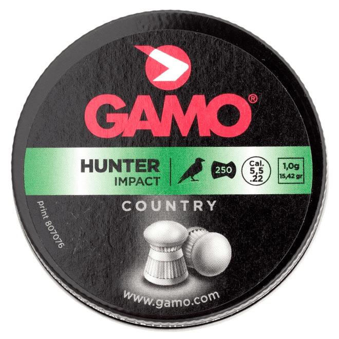 CHUMBINHO GAMO HUNTER 5,5 - 250 UND