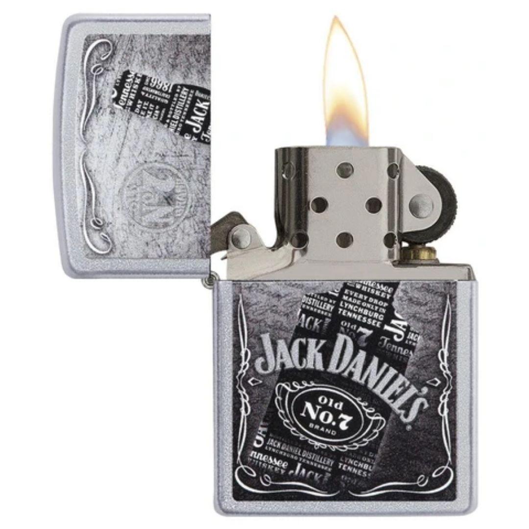 ISQUEIRO ZIPPO JACK DANIELS BOTTLE ACE - COD. 29285