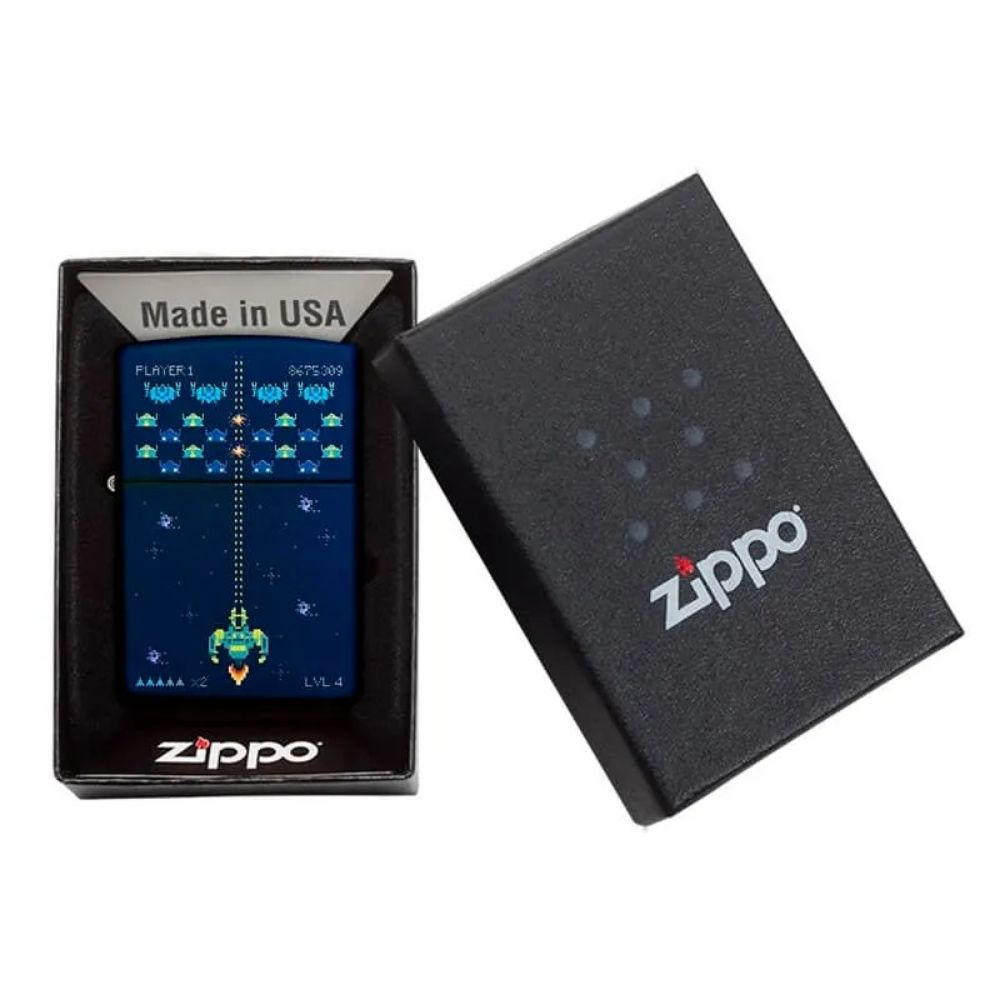 ISQUEIRO ZIPPO PIXEL GAME - COD. 49114