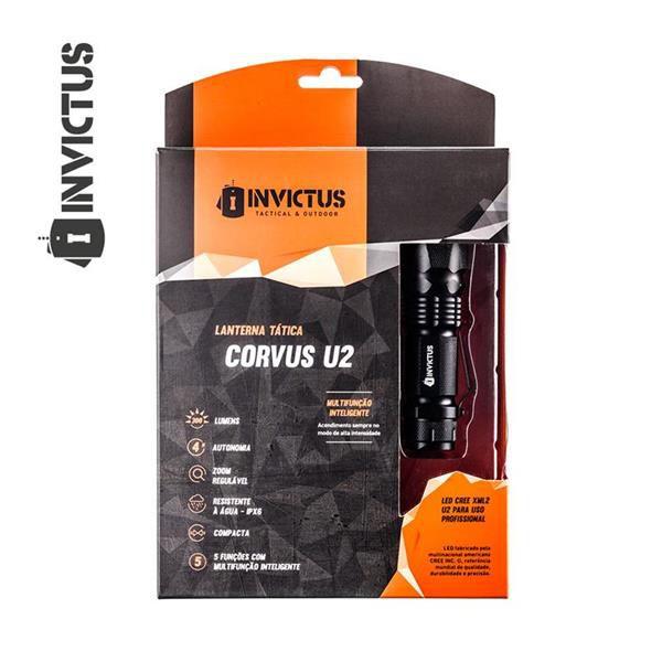 LANTERNA INVICTUS CORVUS U2