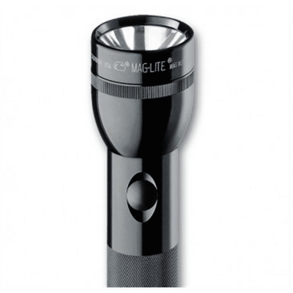 LANTERNA MAGLITE COM LED PRETA 2D - CÓD. ST2D015